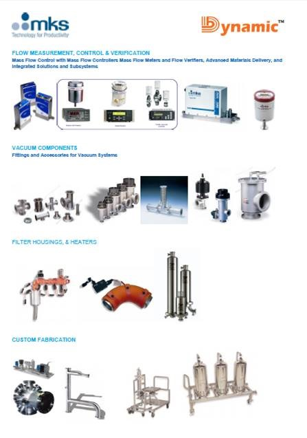 MKS Instruments Products